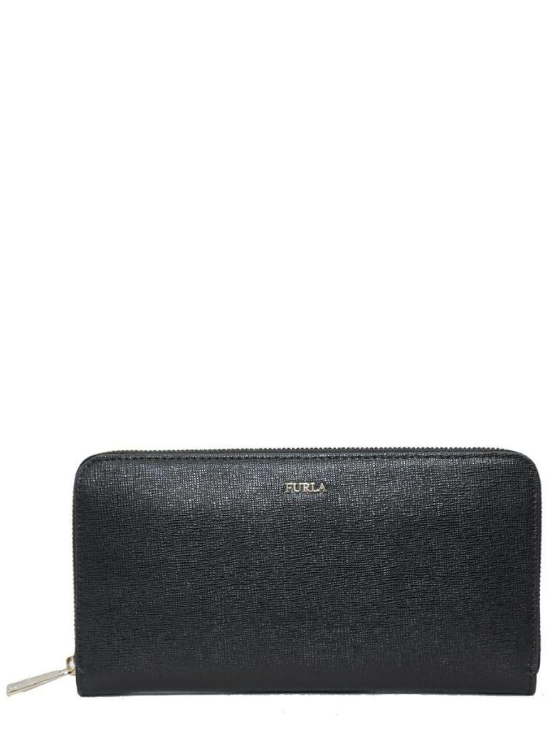 Furla - Babylon Wallet In Black