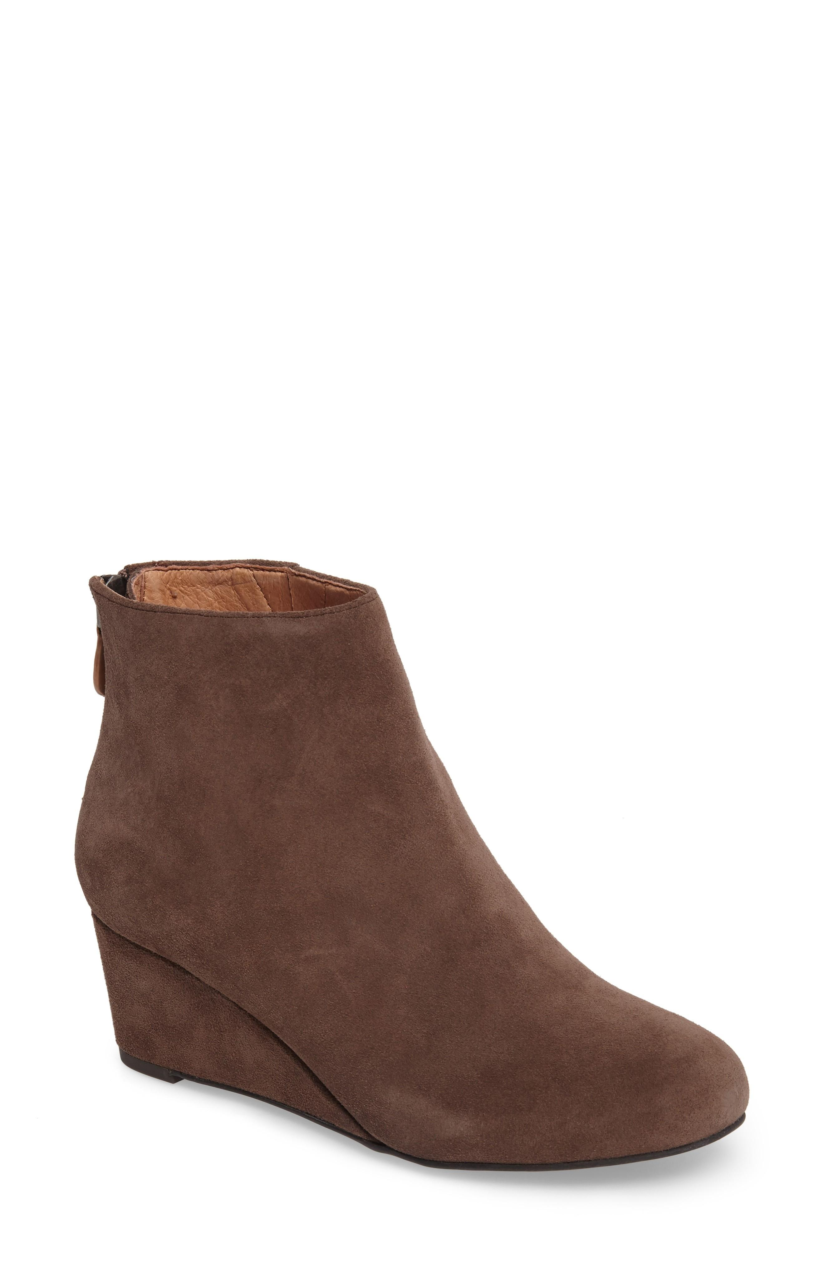 81b28aa8229 Style Name  Gentle Souls By Kenneth Cole Vicki Wedge Bootie (Women). Style  Number  5402171.