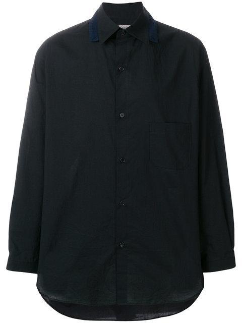 Yohji Yamamoto Plain Shirt