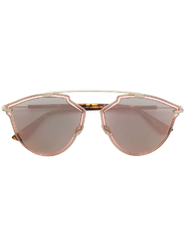 270130d574ad Dior Eyewear So Real Rise Sunglasses - Metallic