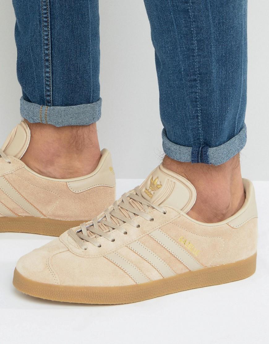 68ebdef2fd9e30 Adidas Originals Gazelle Sneakers In Brown Bb5264 - Brown