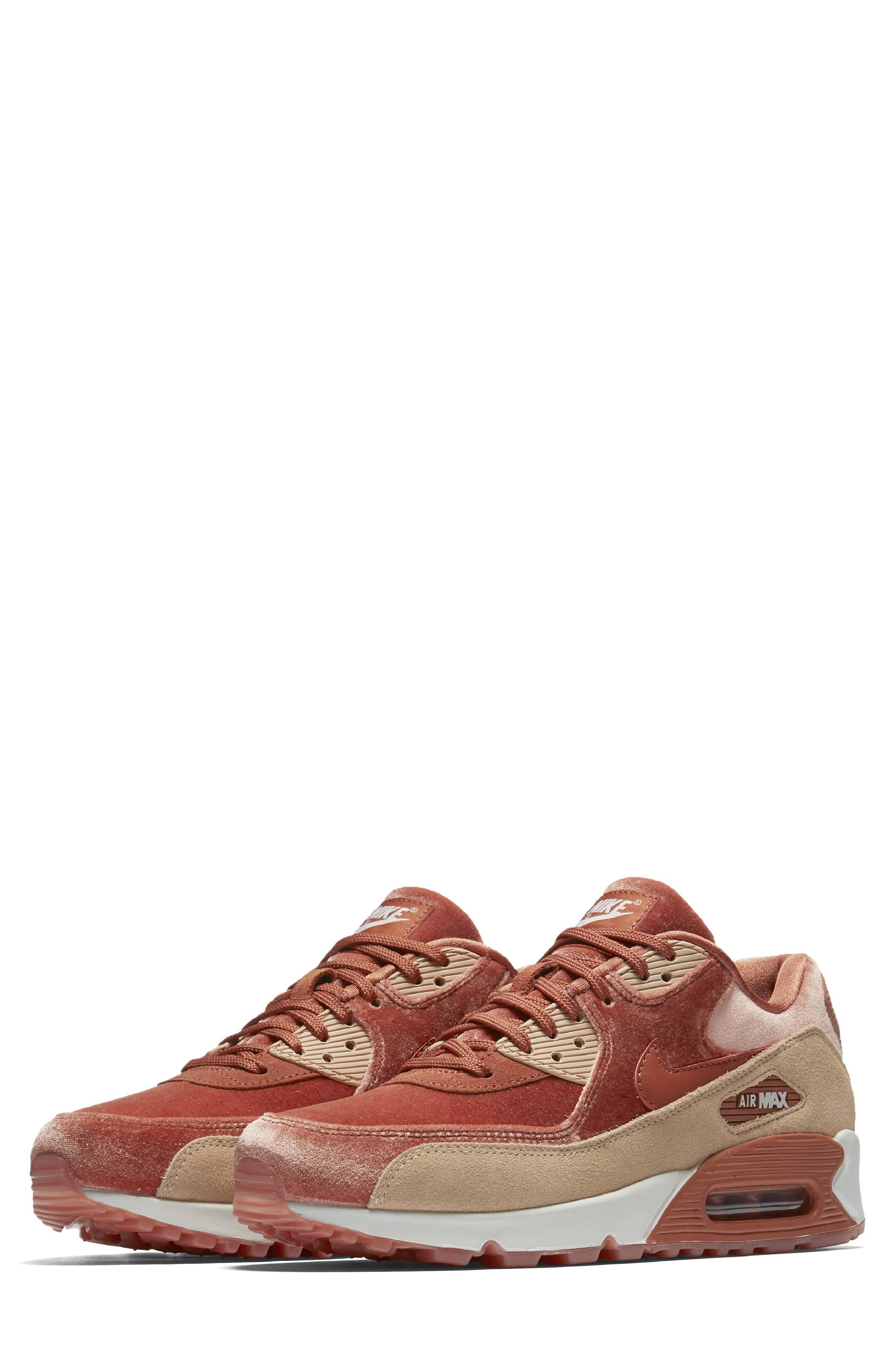 new arrival 0eace bf89f Nike Air Max 90 Lx Sneaker In Dusty Peach  Dusty Peach