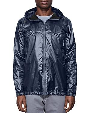Canada Goose Sandpoint Hooded Jacket In Marine Blue