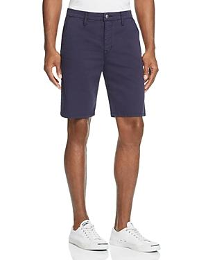 Joe's Jeans Kinetic Collection Brixton Straight Fit Chino Shorts In Admiral Blue