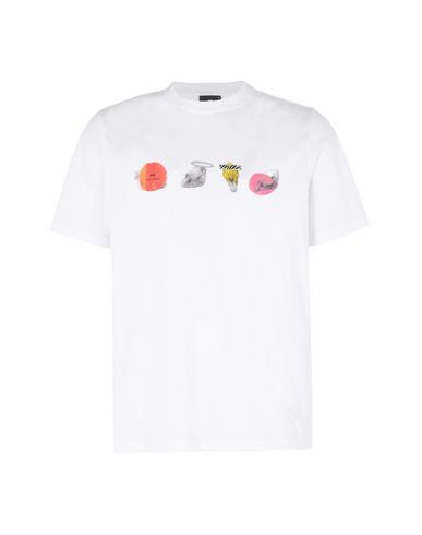 Ps By Paul Smith T-shirt In White
