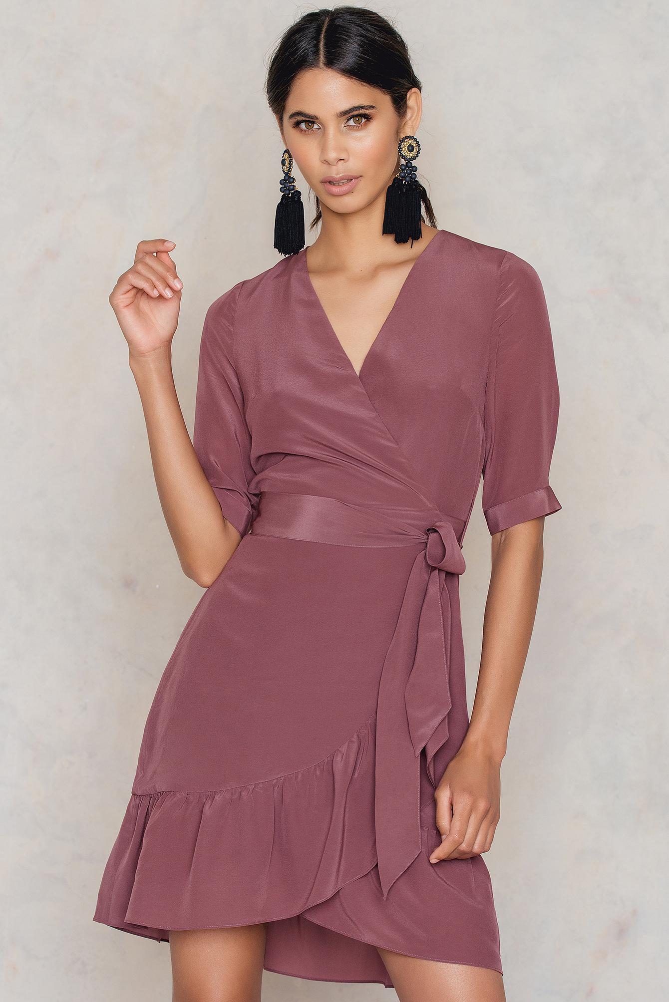 Fwss High Pressure Dress - Purple