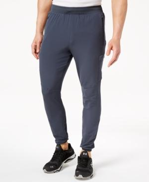 Under Armour Perpetual Series Cargo Sweatpants In Grey