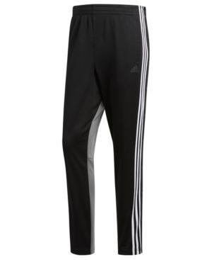 Adidas Originals Adidas Men's Id Interlock 250 Track Pants In Black