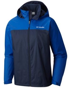 Columbia Men's Glennaker Lake Packable Jacket In Collegiate Navy/azul