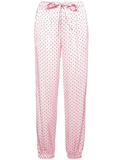 Morgan Lane Camille Lounge Pants In Pink