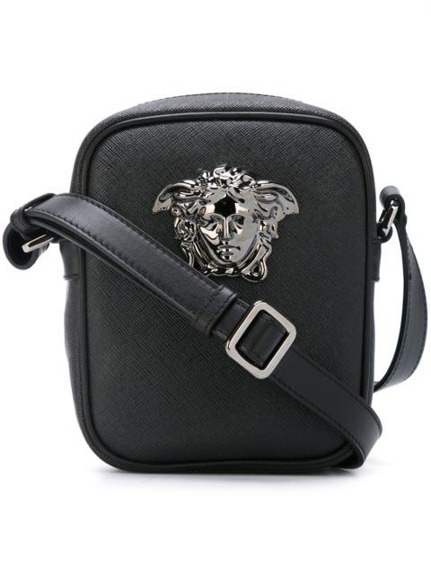 466bdf2153f0 Versace Small  Palazzo Medusa  Shoulder Bag