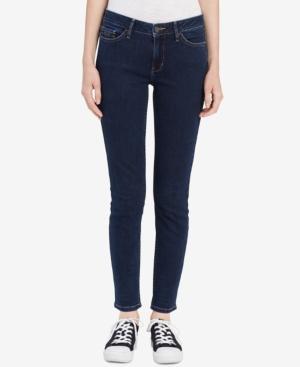 Calvin Klein Jeans Est.1978 Jeggings In Banhoff Blue