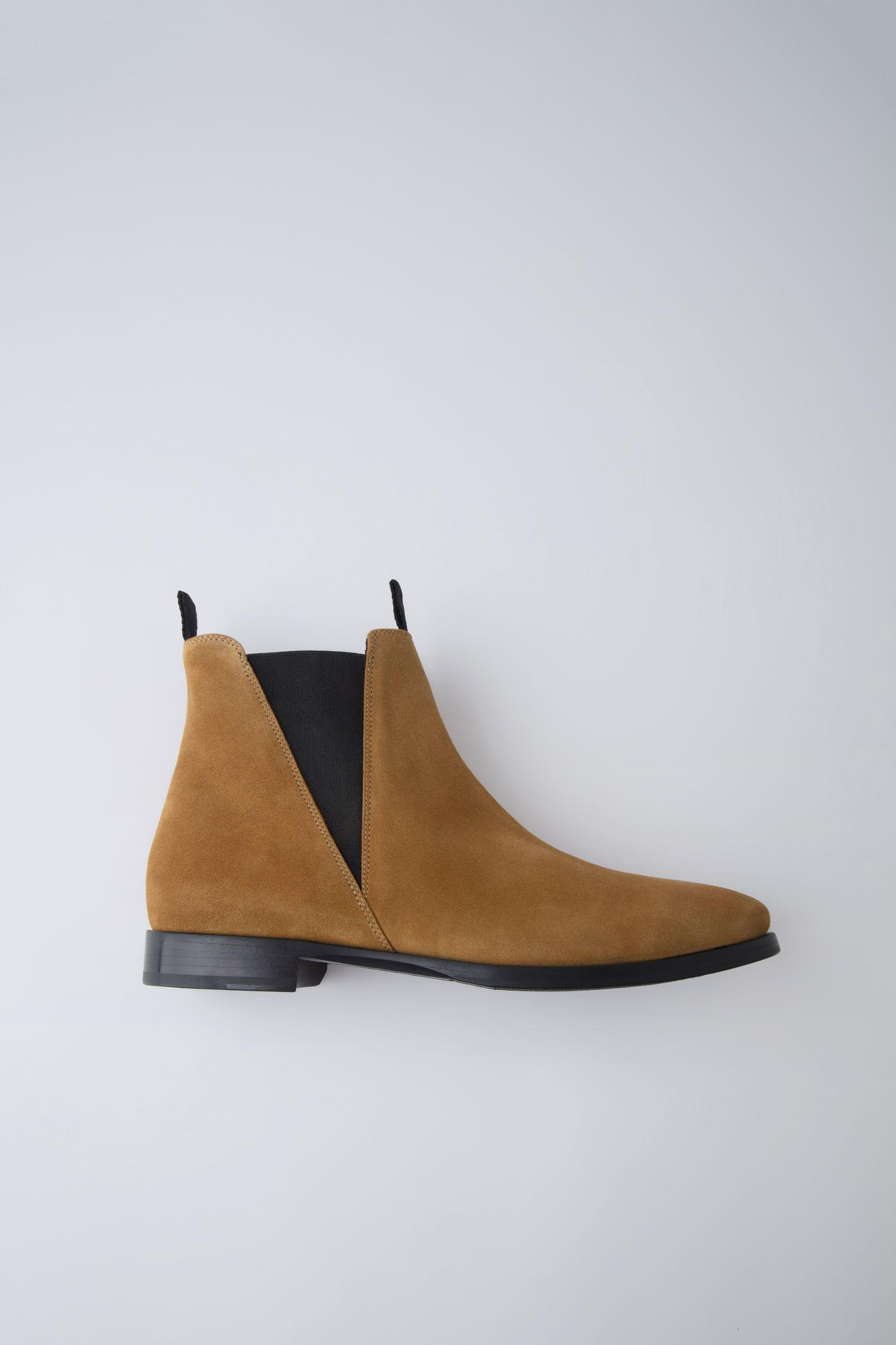 020df470258 Acne Studios  Zach  Chelsea Boot (Men) In Olive-Brown