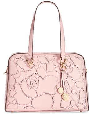 Dkny Sara Medium Satchel, Created For Macy's In Blush