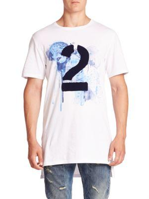 Prps Cotton Tee In White