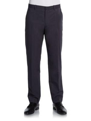 Vince Ottoman Trousers In Greyhound