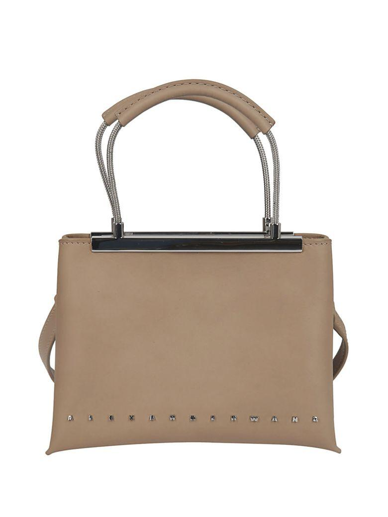 Alexander Wang Dime Small Tote In Nude