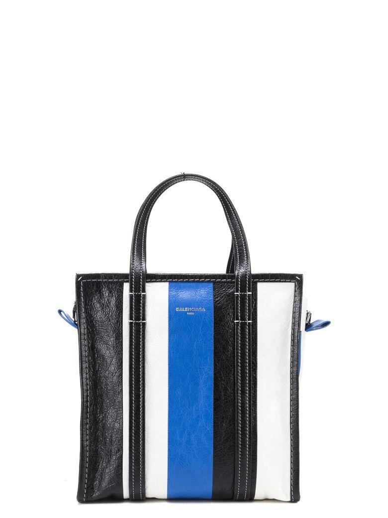 Balenciaga Small Bazar Shopper Bag In 6460