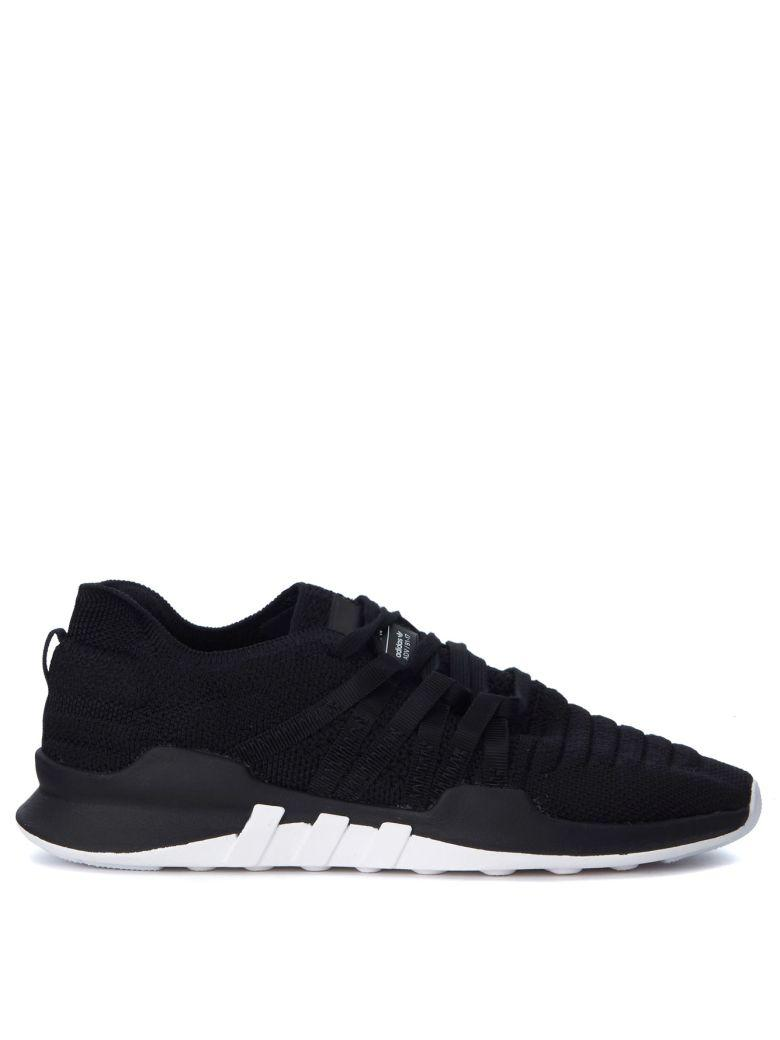 Adidas Originals Eqt Adv Racing Black Mesh Sneakers In Nero