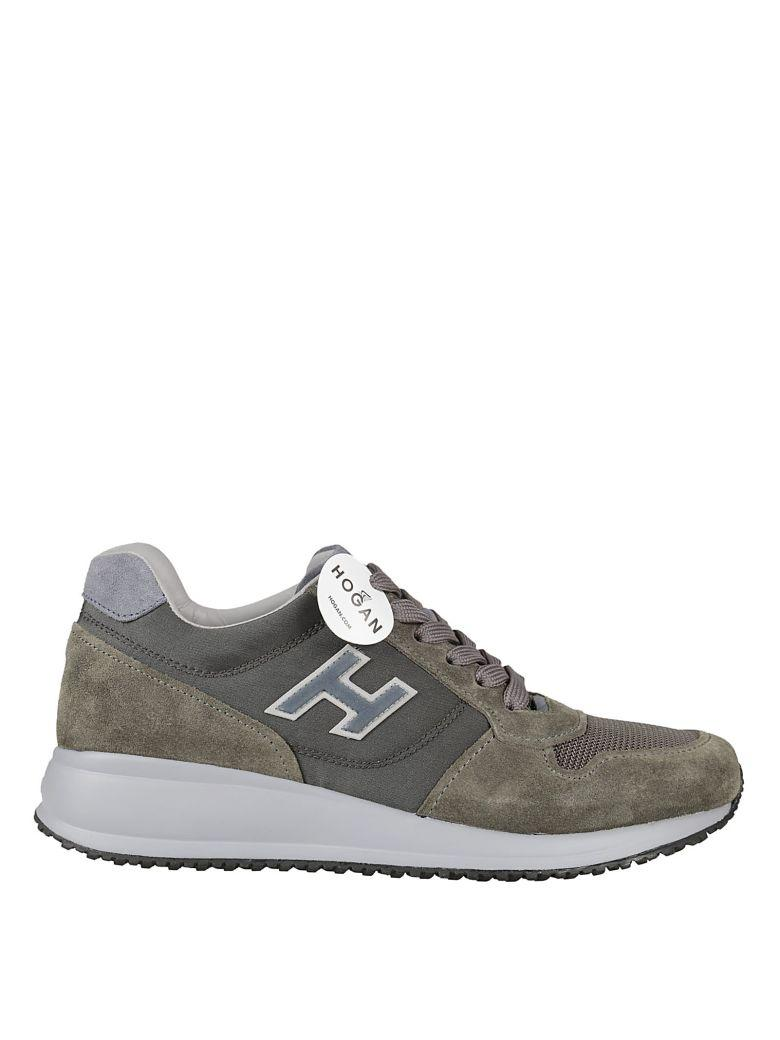 Hogan Interactive N20 Sneakers In Green