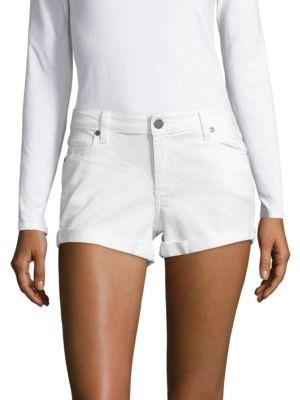 Paige Jimmy Jimmy Shorts In White
