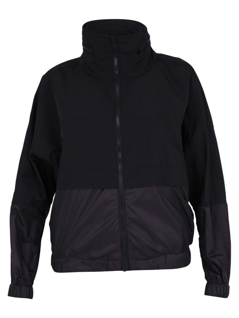 Kenzo Black Jacket With Back Logo