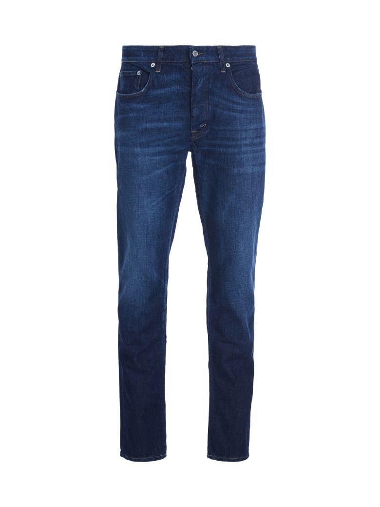 Department 5 Keith Dark Blue Denim Jeans