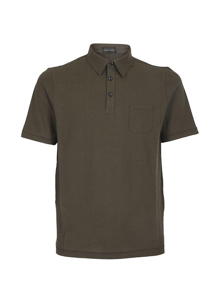 Roberto Collina Classic Polo Shirt In Green