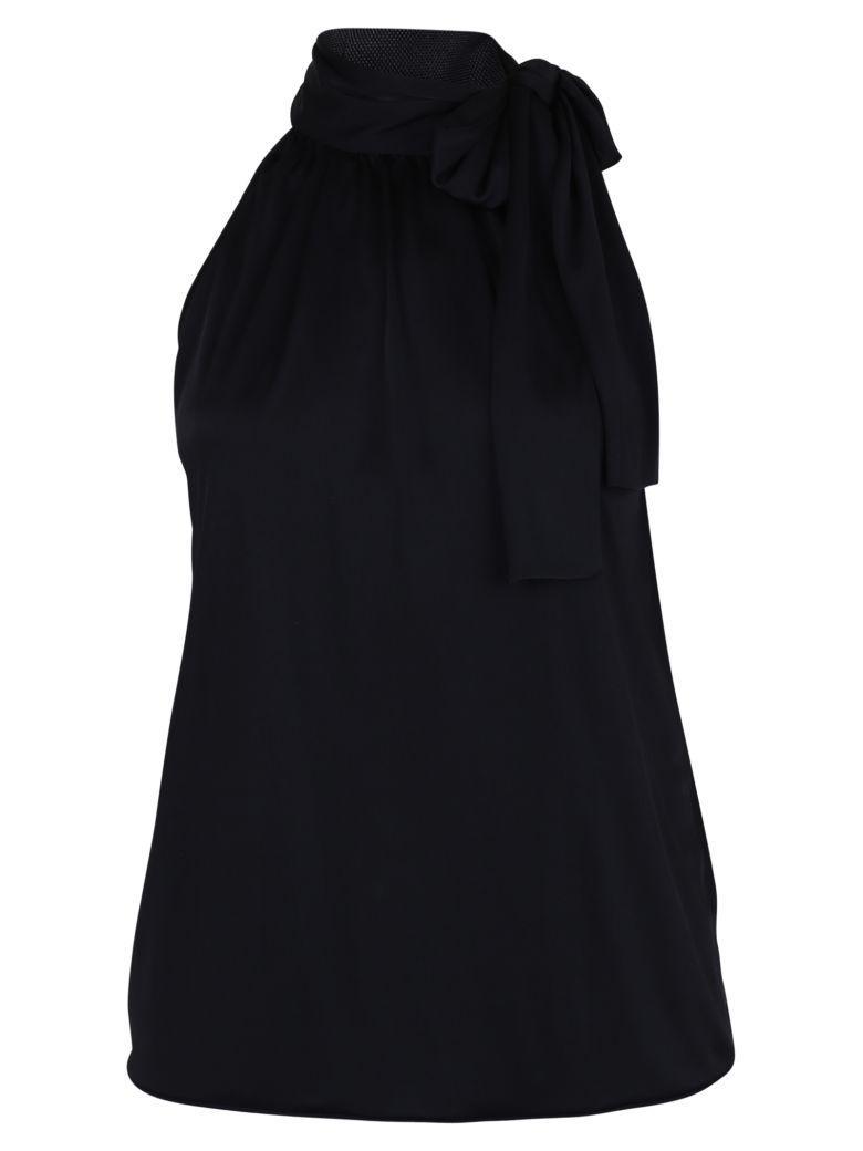 N°21 Black Ribbon Blouse
