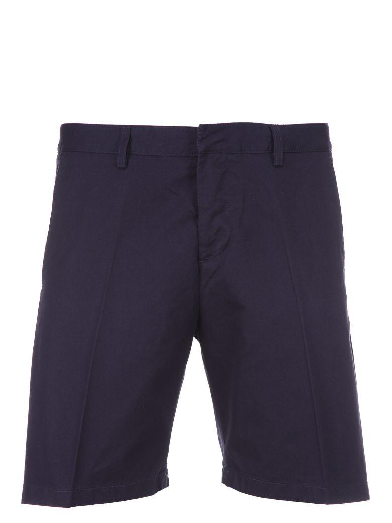 Ami Alexandre Mattiussi Knee Length Shorts In 410