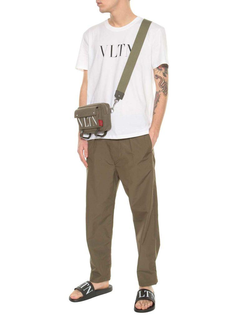 Valentino Chinos Pants In Verde