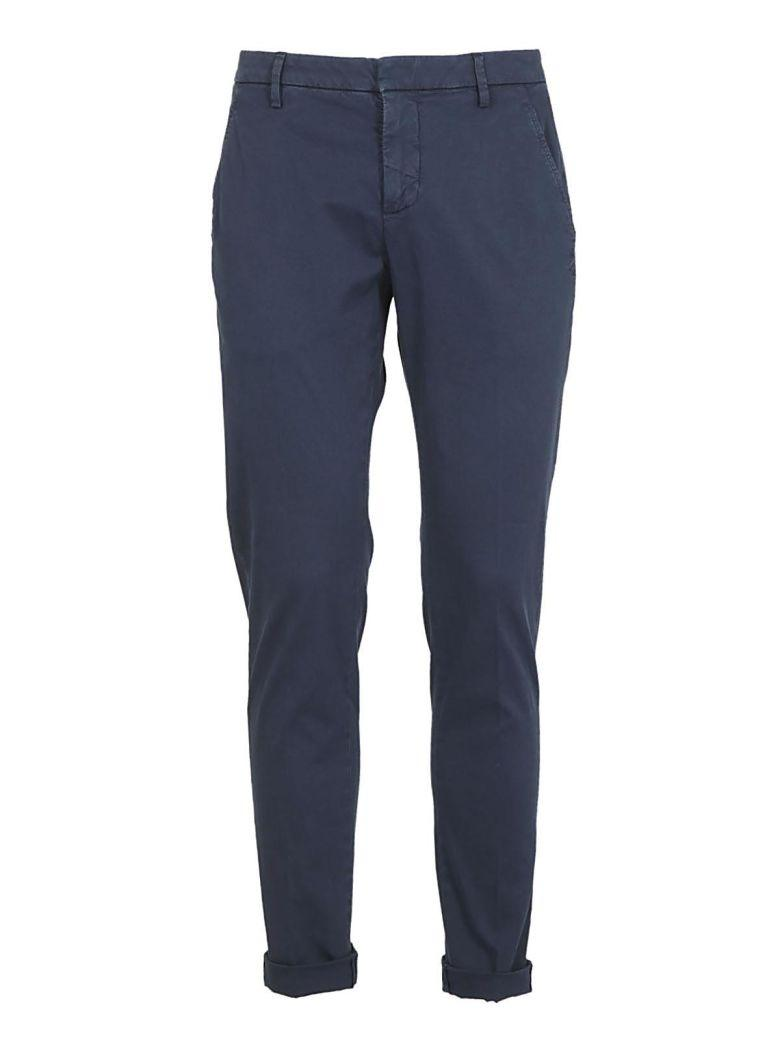 Dondup Classic Trousers In Blue