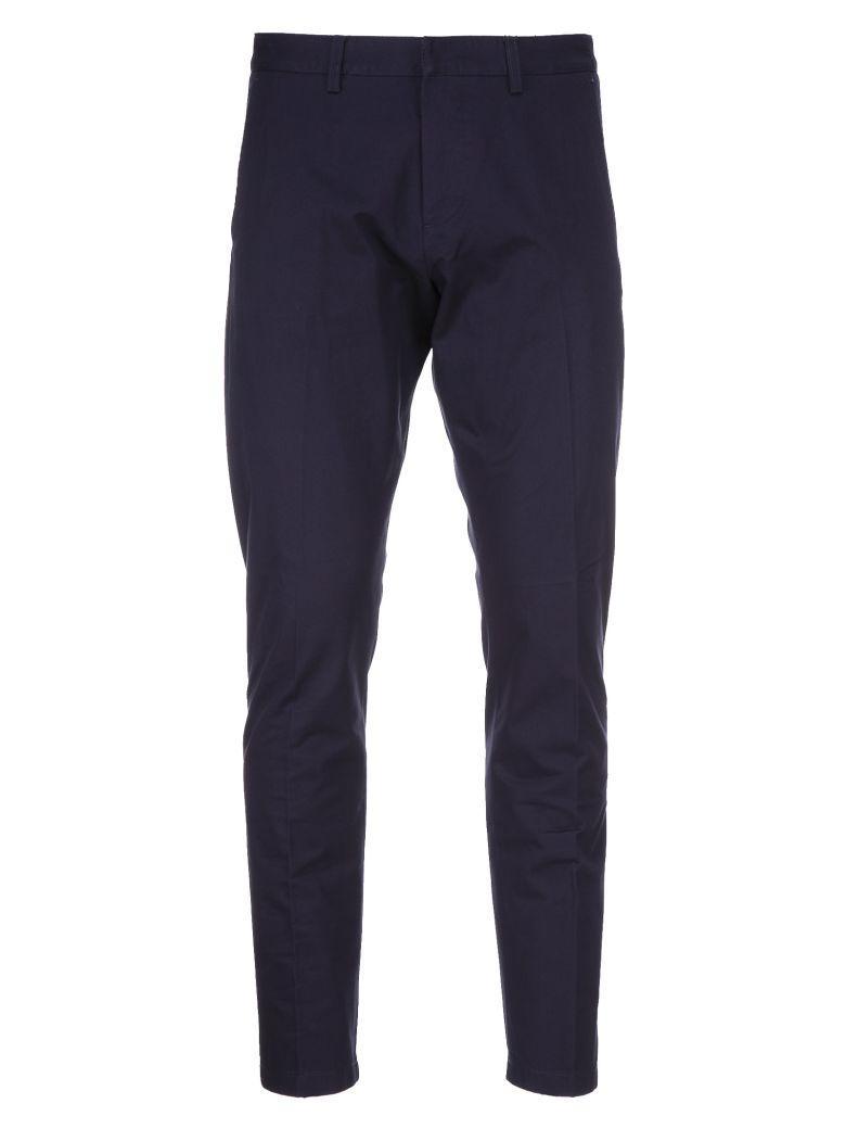 Ami Alexandre Mattiussi Classic Trousers In 410