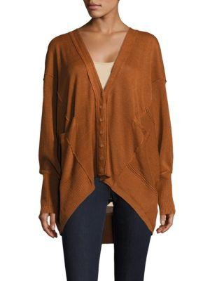 Free People Days Like This Cardigan In Brown