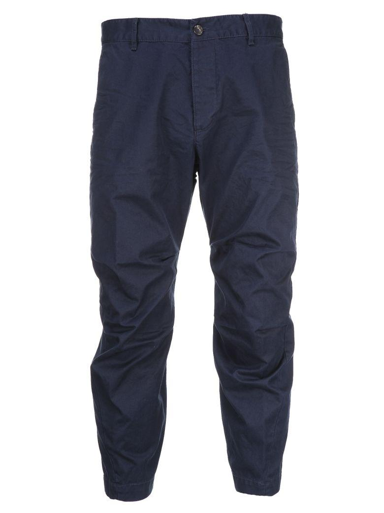 Dsquared2 2 Cropped Trousers In 477