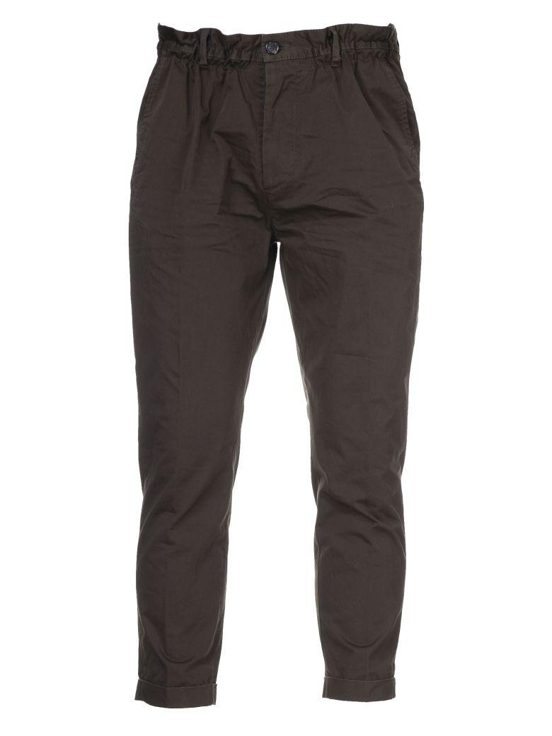 Dsquared2 2 Tapered Chino Trousers In 100