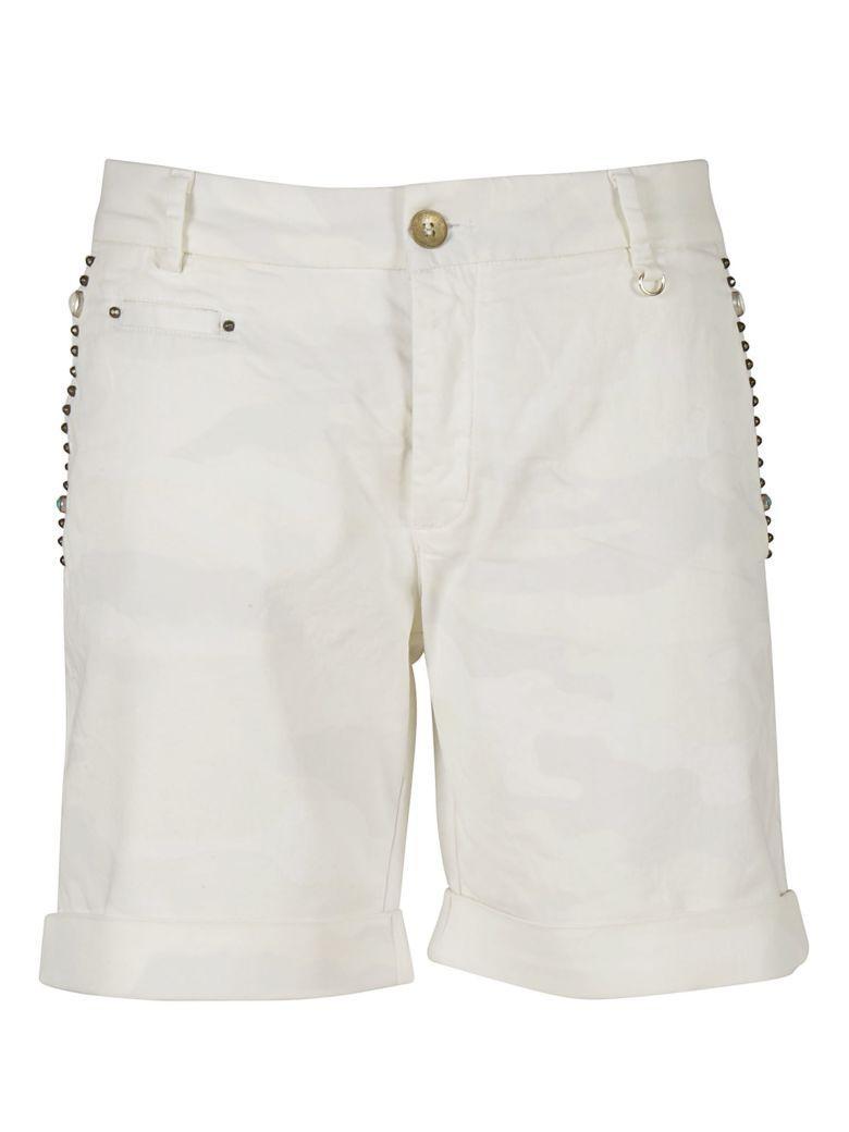 Masons Jacqueline Shorts In White