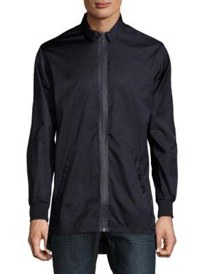 Publish Carato Woven Jacket In Navy