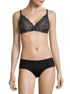 Cosabella Classic Lace Bra In Black