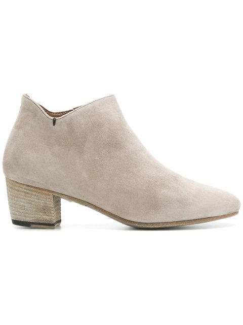 Pantanetti Casual Ankle Boots - Grey