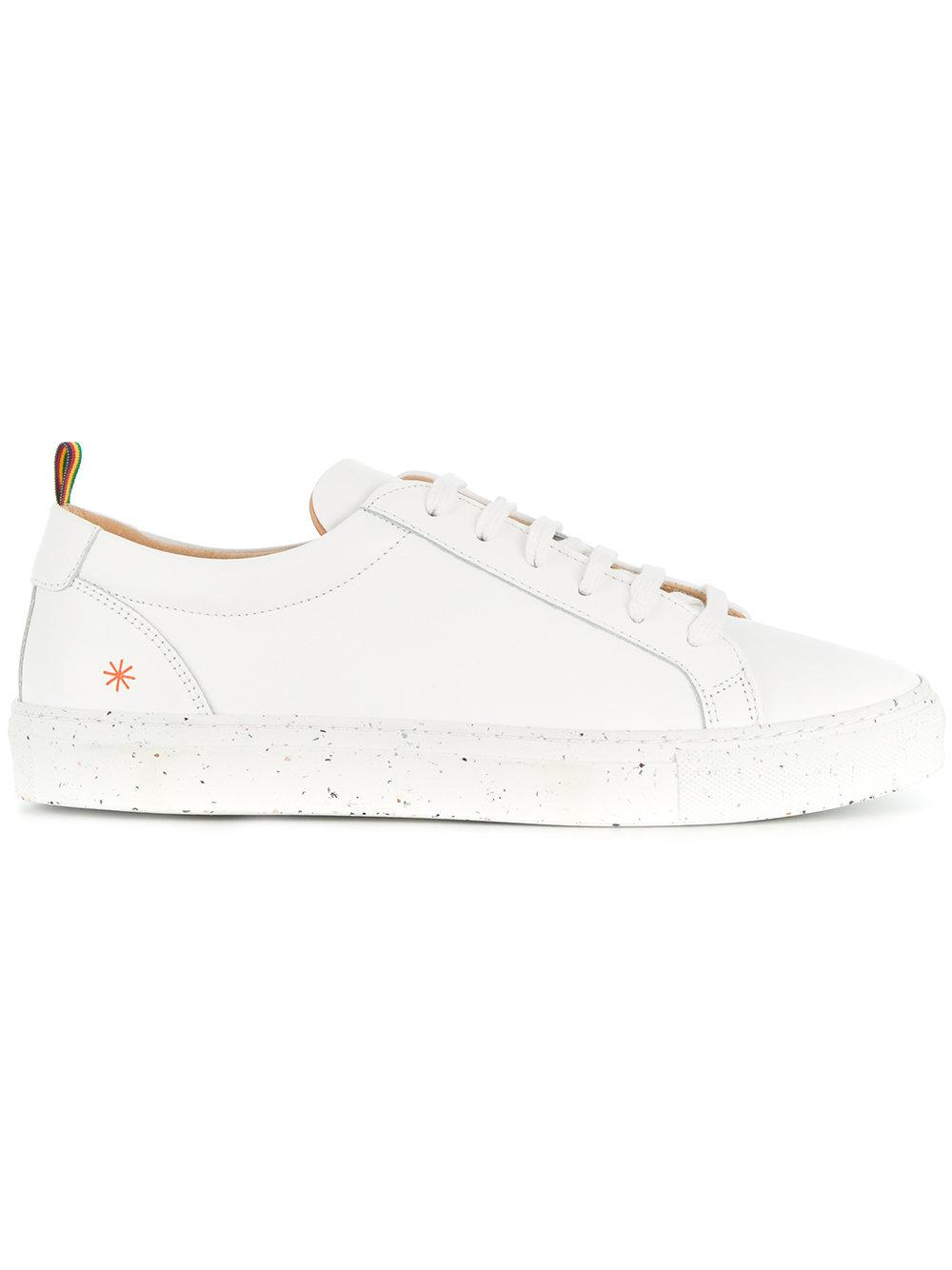 Manuel Ritz Lace Up Sneakers