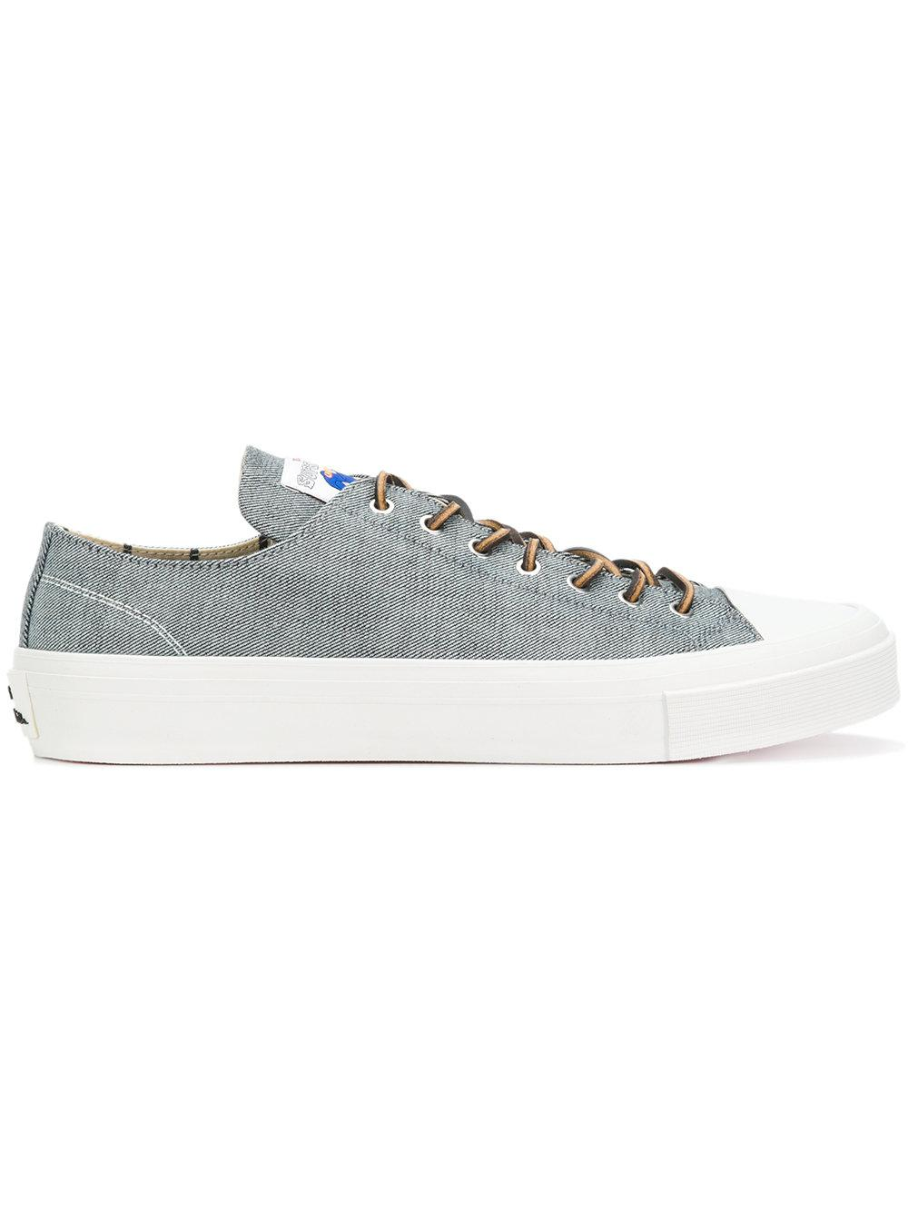 Ps By Paul Smith Nolan Denim Sneakers