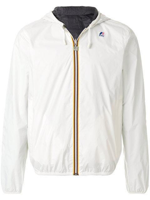 K-way Le Vrai Leon 3.0 Rain Jacket
