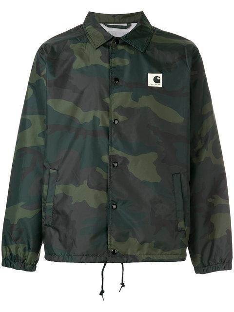 Carhartt Camouflage Lightweight Jacket