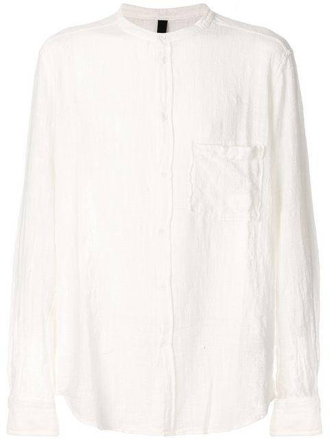 PoÈme BohÈmien Mandarin Collar Shirt