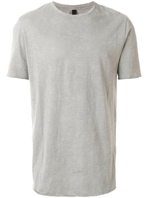 PoÈme BohÈmien Raw Hem T-shirt