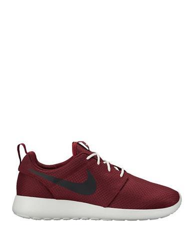 Nike Men's Roshe One Sneakers-red