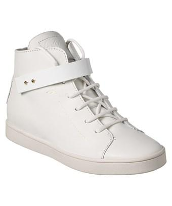Giuseppe Zanotti Leather High In White