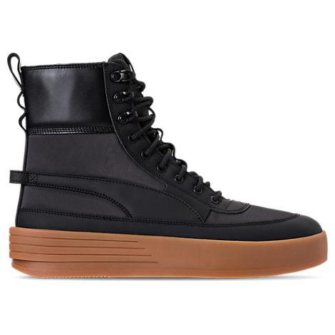 puma men's xo parallel tactical casual shoes black  modesens