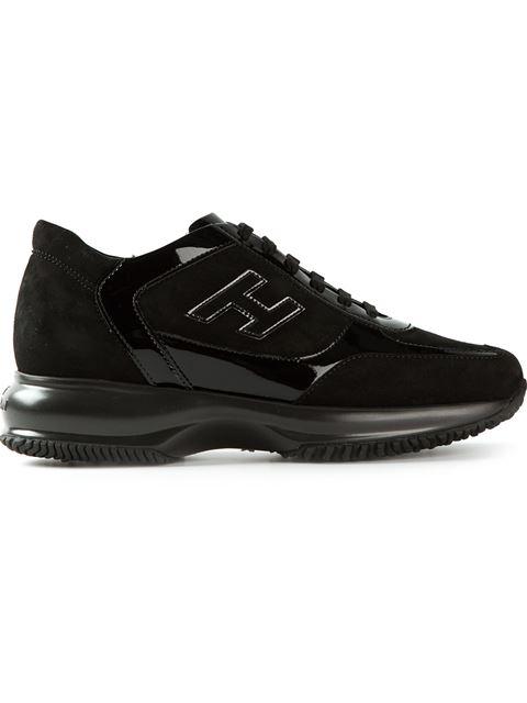 Hogan 'Interactive' Sneakers In Black